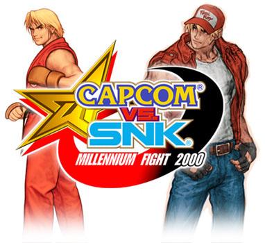 CAPCOM vs. SNK MILLENIUM FIGHT...